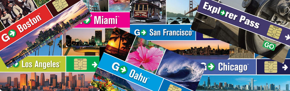 Acquista i City Pass delle seguenti città: Boston, Chicago, Los Angeles, Miami, Ohau, Orlando, New York, San Diego e San Francisco.