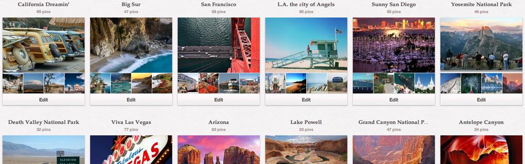 Le più belle immagini dai posti più belli degli Stati Uniti. Scopri le nostre gallery su Pinterest